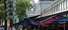 Quincy Market / Faneuil Hall – Featured Destination