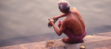 Destination Varanasi India