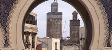 Destination Fez Morocco