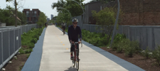 Chicago's 606 Trail