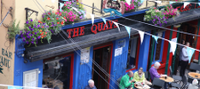 Exploring Galway, Ireland