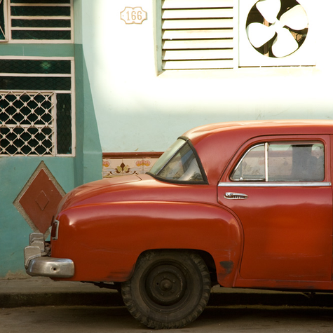 The Classic Cars of Havana