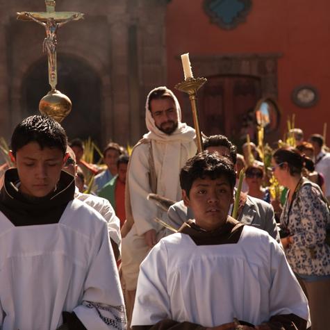 Semana Santa in San Miguel