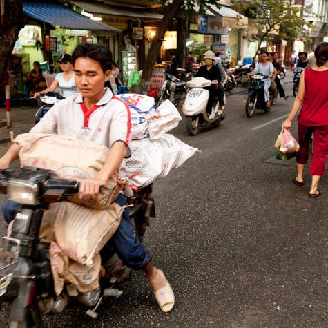 Life in Hanoi