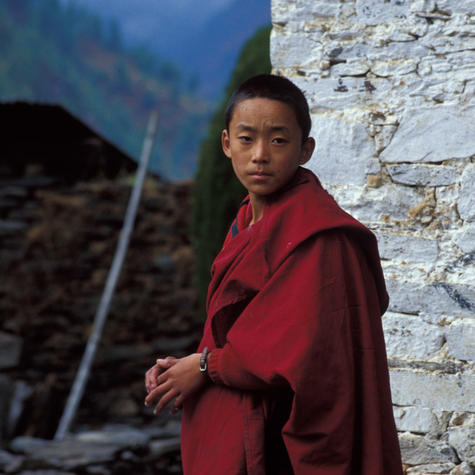 The Faces of Bhutan