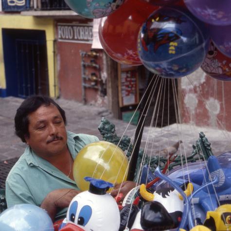 The Faces of Guanajuato Mexico