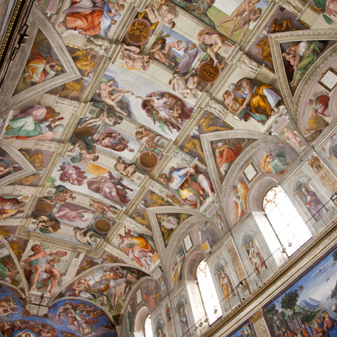 Exploring Rome – The Vatican and Sistine Chapel