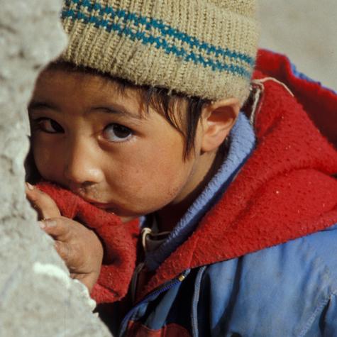 The Faces of Ladakh India