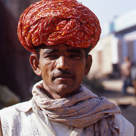 The Faces of Jaipur