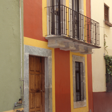 The Colors of Guanajuato Mexico
