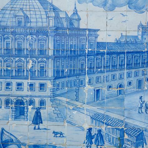 Azulejos de Lisboa – The Tiles of Lisbon