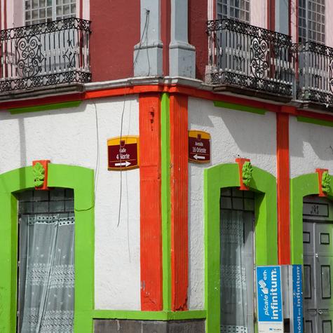 The Colors of Puebla Mexico