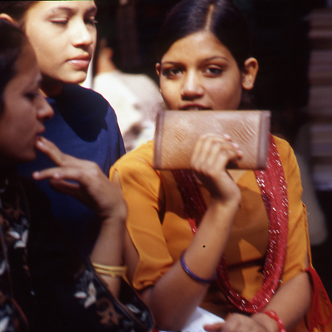 The Faces of Delhi India