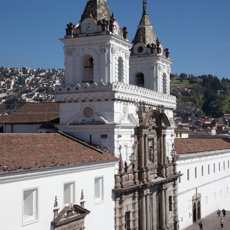 Exploring Quito Ecuador