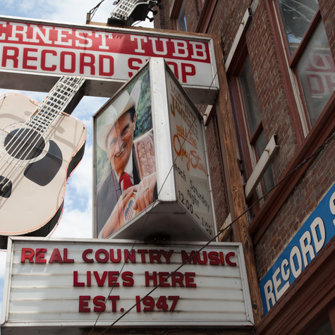 Exploring Downtown Nashville