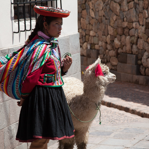 The Faces of Cusco