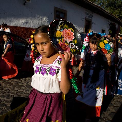 The Faces of Patzcuaro