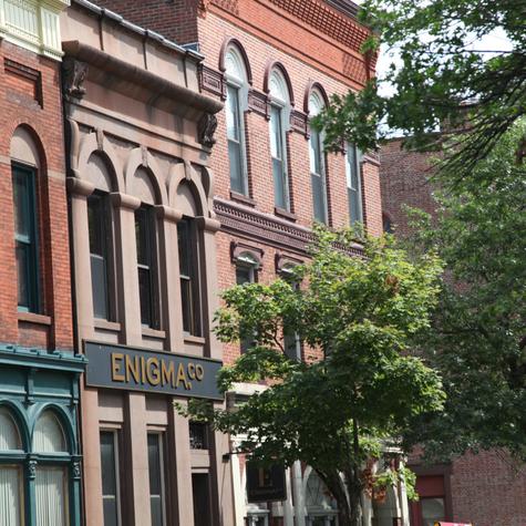 Historic Troy, NY