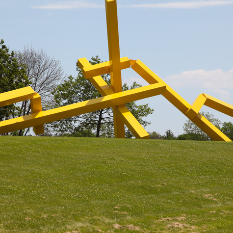 Manilow Sculpture Park – University Park