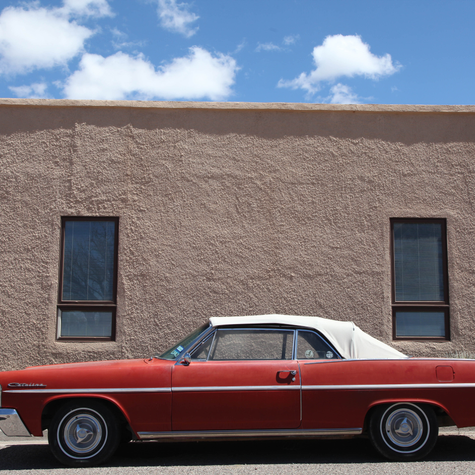 The Trucks and Cars of Marfa