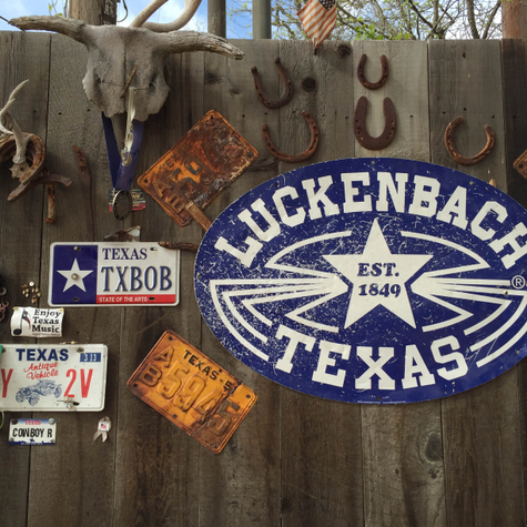 Destination Luckenbach, Texas